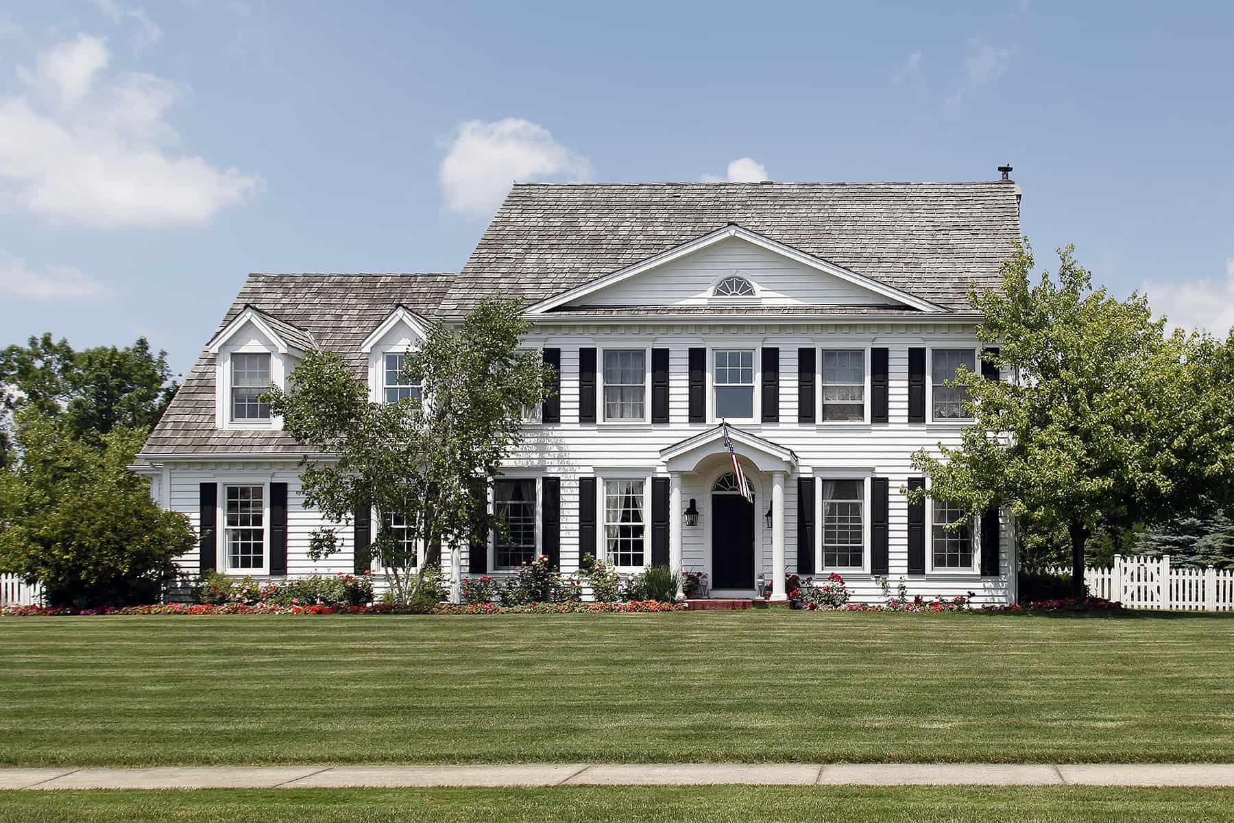 roof shingle colors