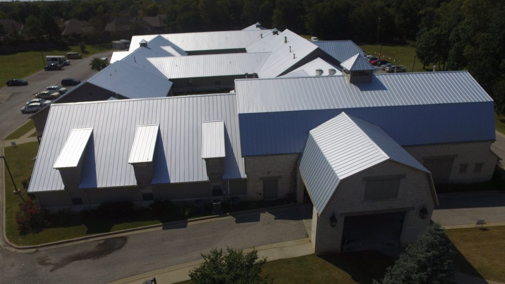 Senior Suites 2 Commercial Roofing