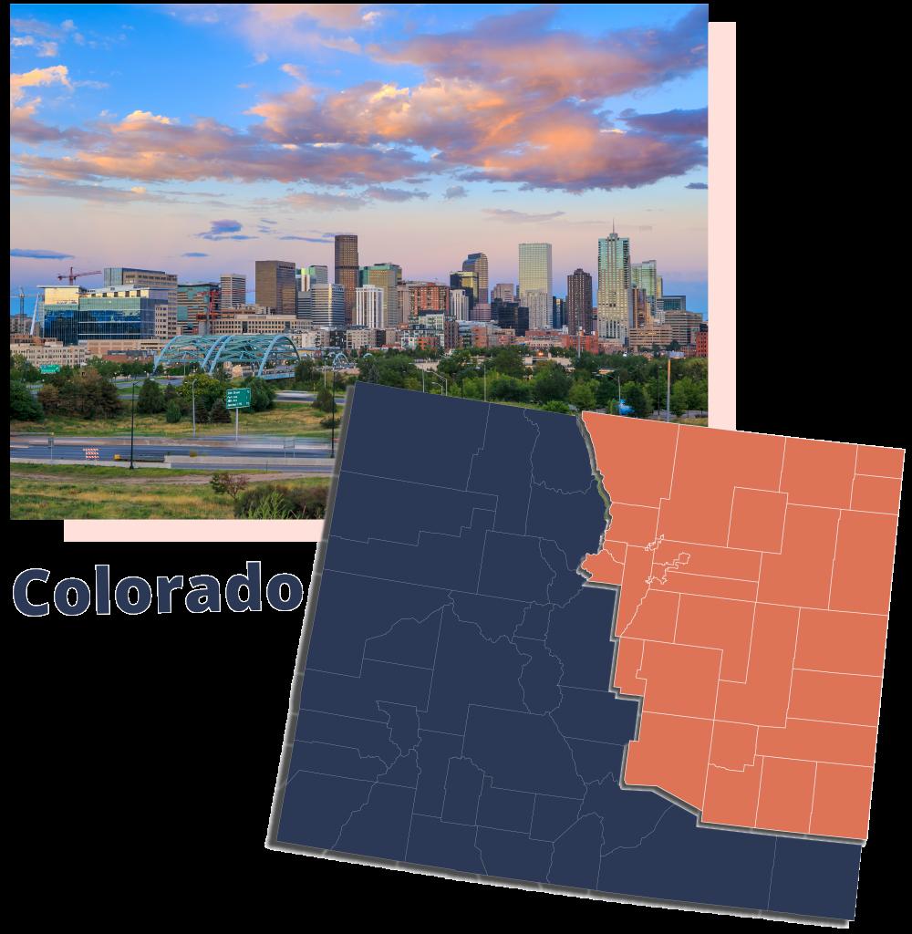 Colorado Coverage Map