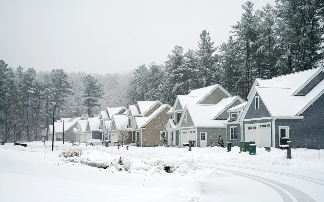Winter Weather & Your Roof : What To Look For