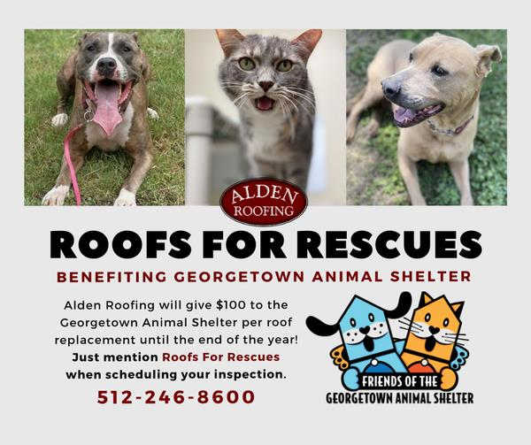 Roofs for Rescues